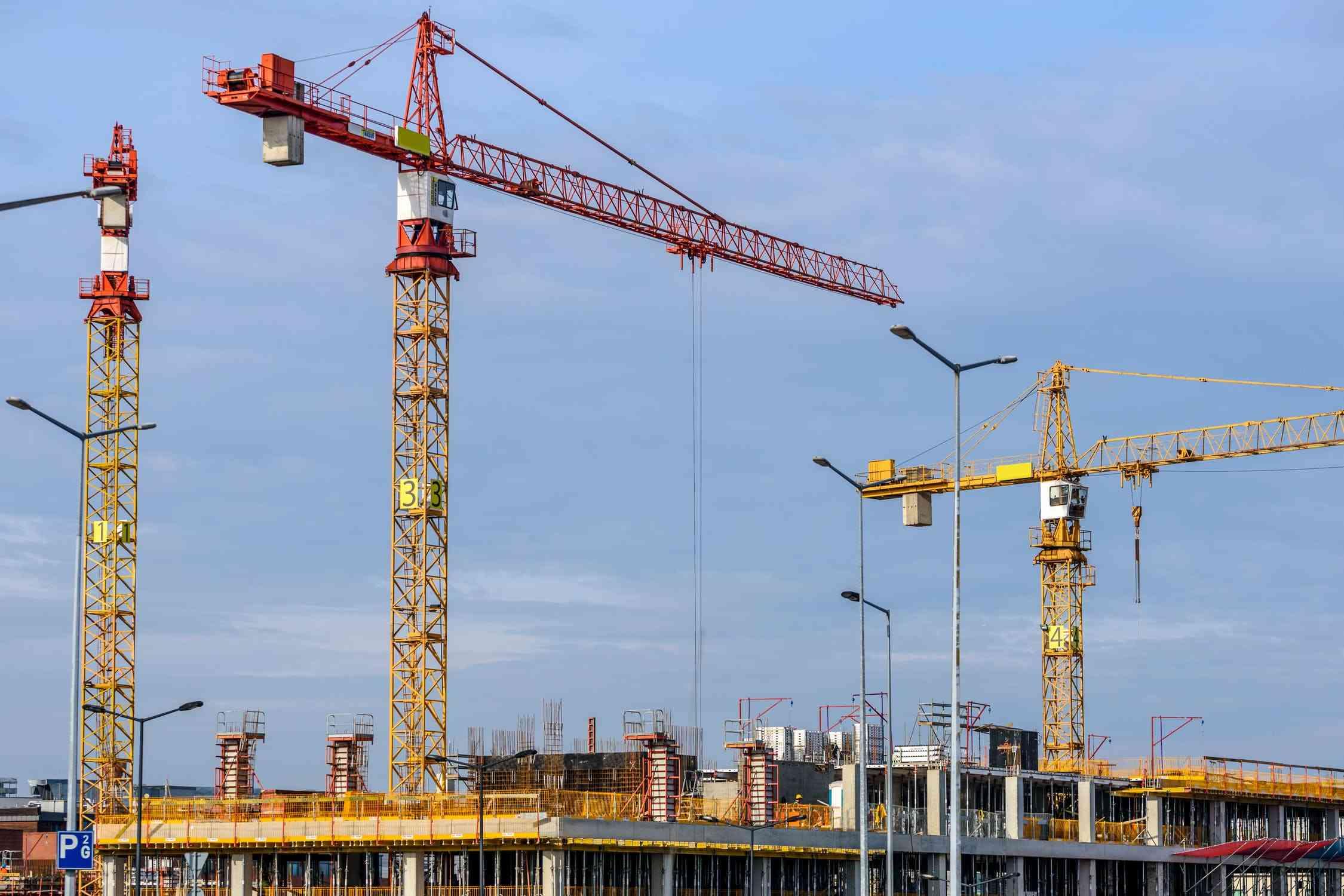 Plac budowy powinien być ogrodzony
