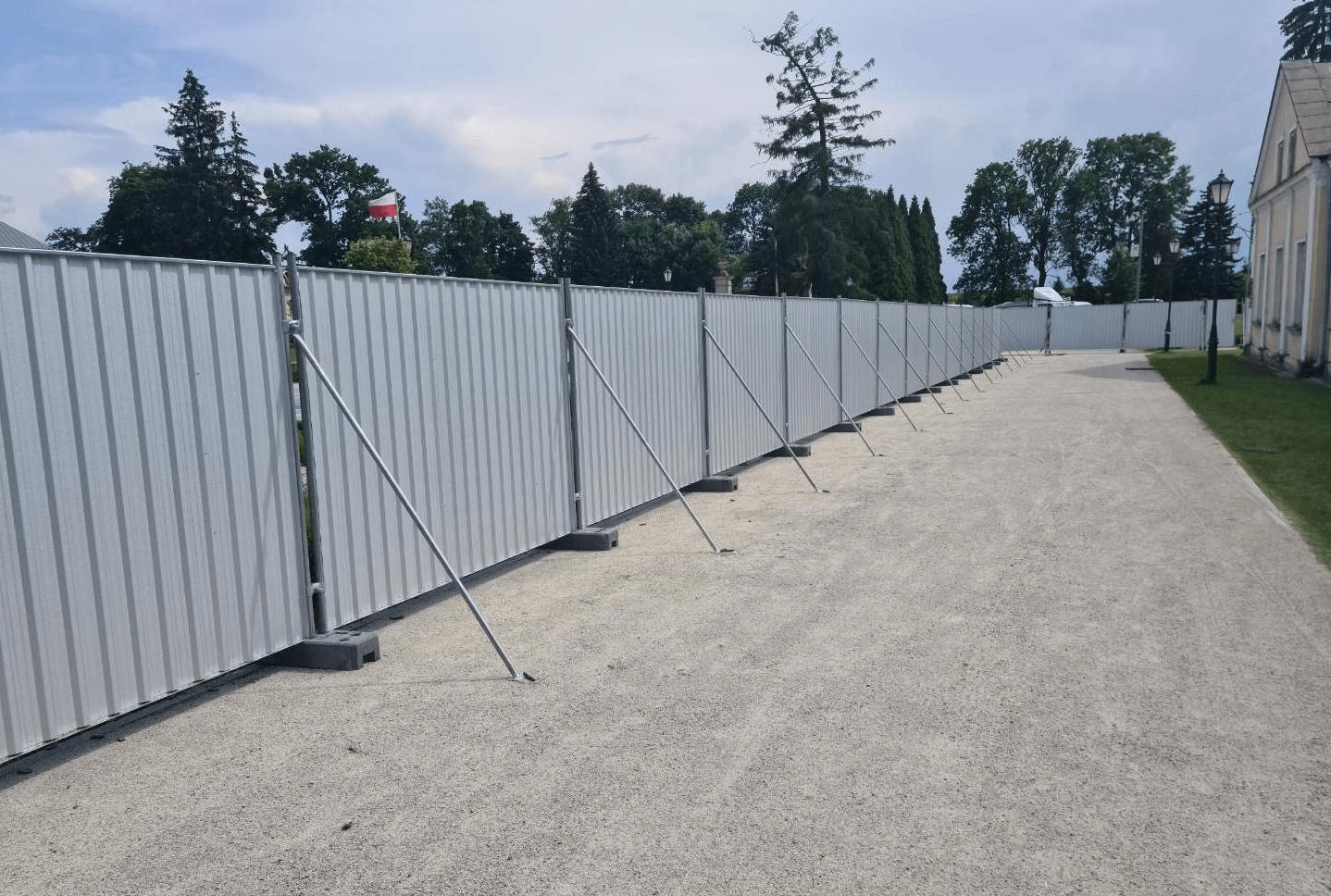Ogrodzenia tymczasowe Olkusz