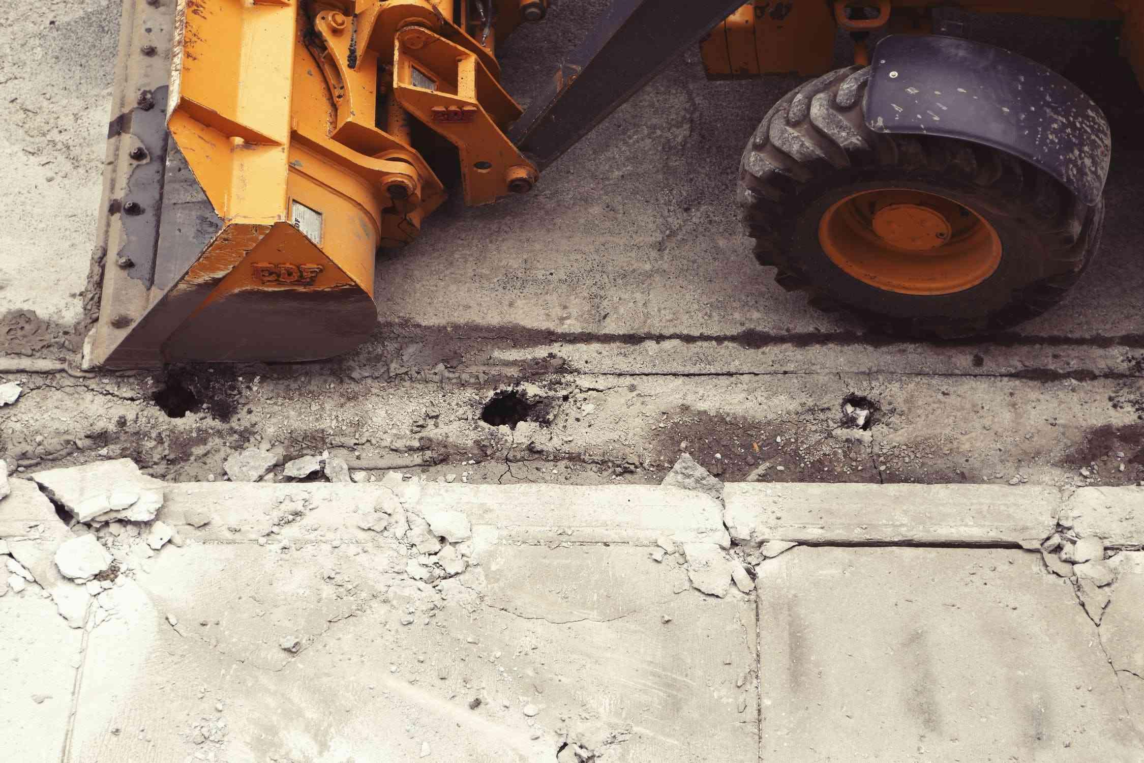 Obsługa placów budowy
