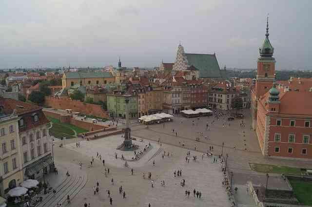 Wypożyczalnia ogrodzeń Warszawa - ogrodzenia tymczasowe na budowy